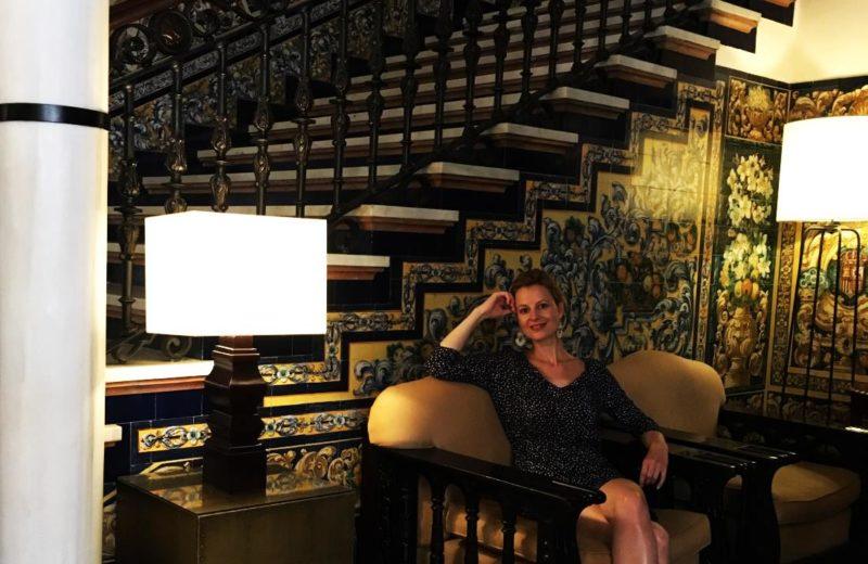 Im Hotel Alfonso XIII