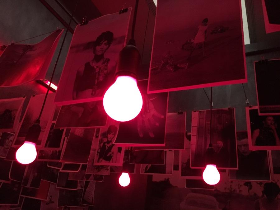 Die Dunkelkammer - Peter Lindbergh