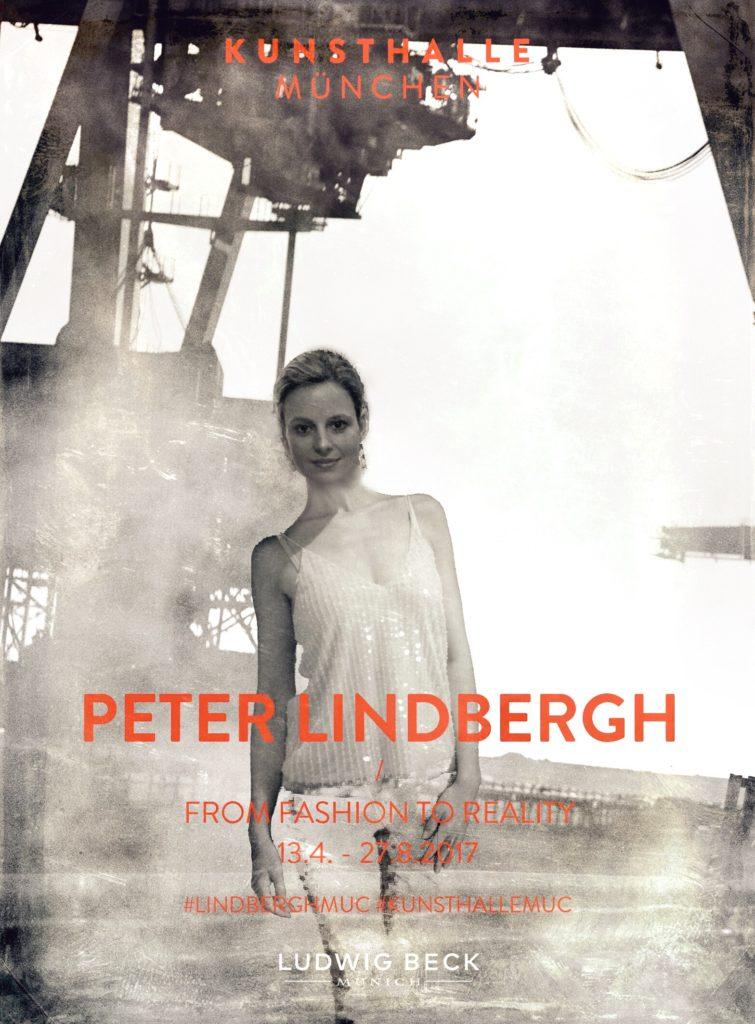 Peter Lindbergh Ausstellung in der Kunsthalle München