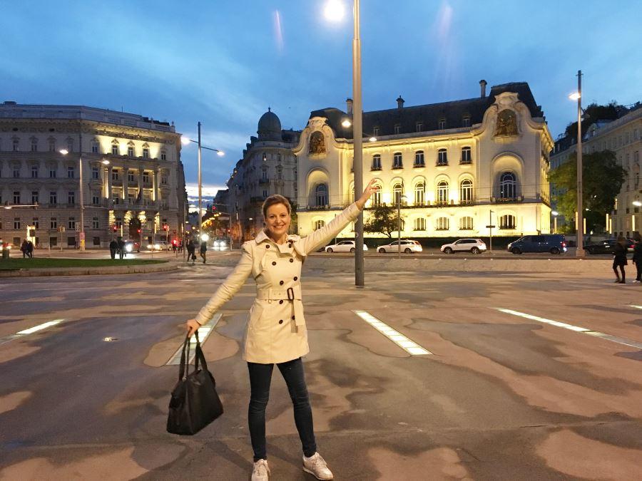 Abends in Wien...