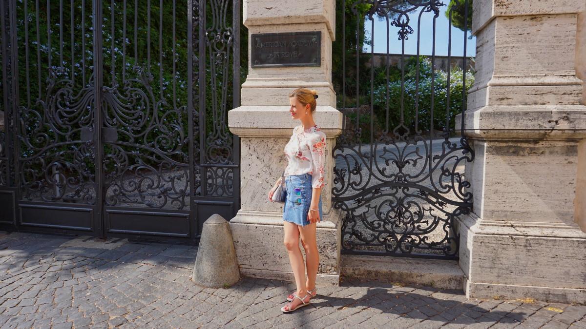 Unterwegs im Stadtteil Trastevere